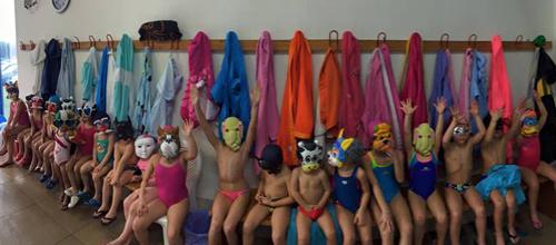 Scuola Nuoto (dai 3 anni in su)